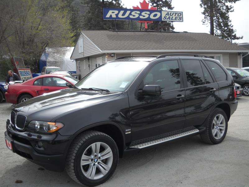 2006 BMW X5 AWD ONLY 149 Kms #8025-1