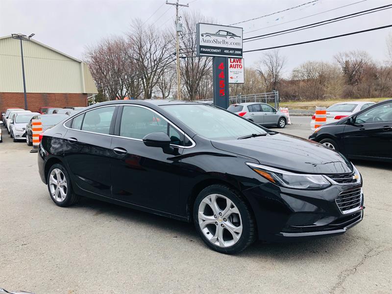Chevrolet Cruze 2017 43$* Par Semaine/Financement #95485