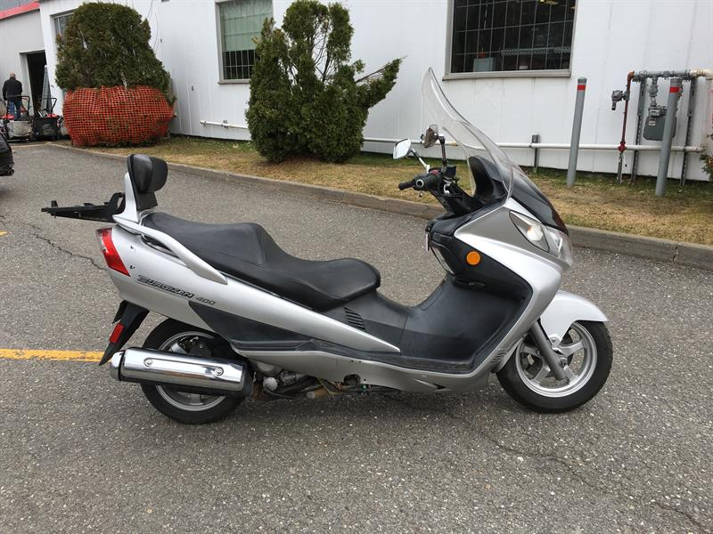 Suzuki AN400 2004