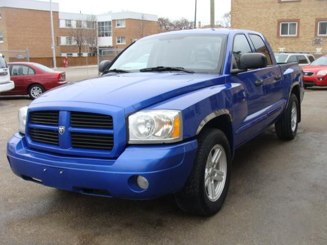 2007 Dodge Dakota 4X4 S L T QUAD #1700
