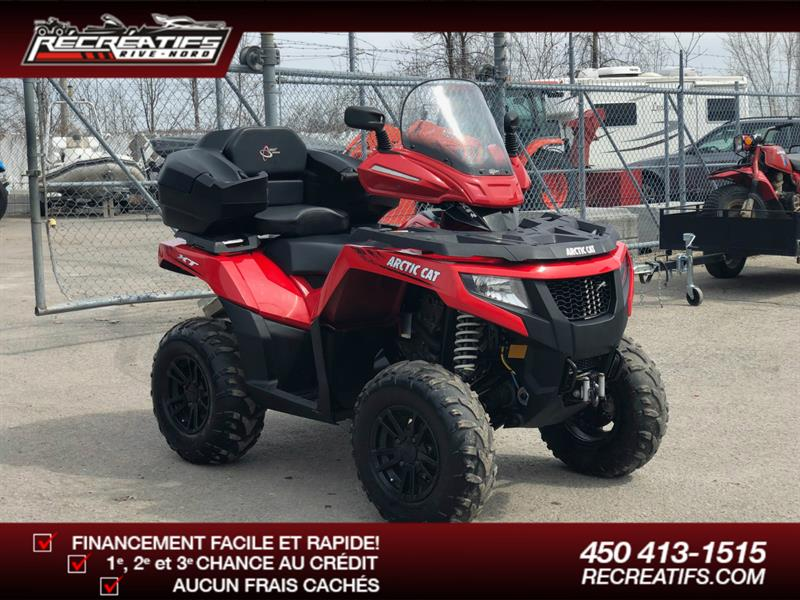 Arctic Cat XR 700 2015
