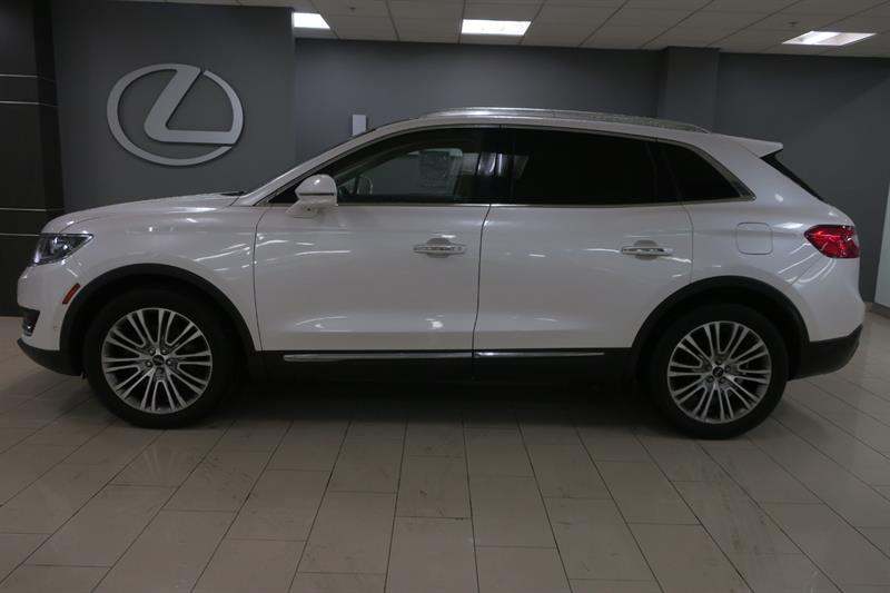 Lincoln MKX 2016 AWD RESERVE PANO GPS #14789A