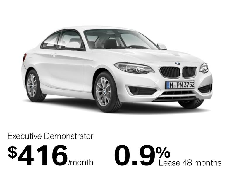 2018 BMW 2 Series 230i xDrive Coupe #J2572