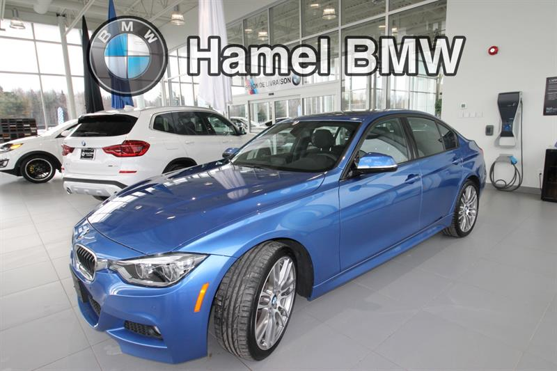 BMW 3 Series 2017 330i xDrive Sedan  #u19-070