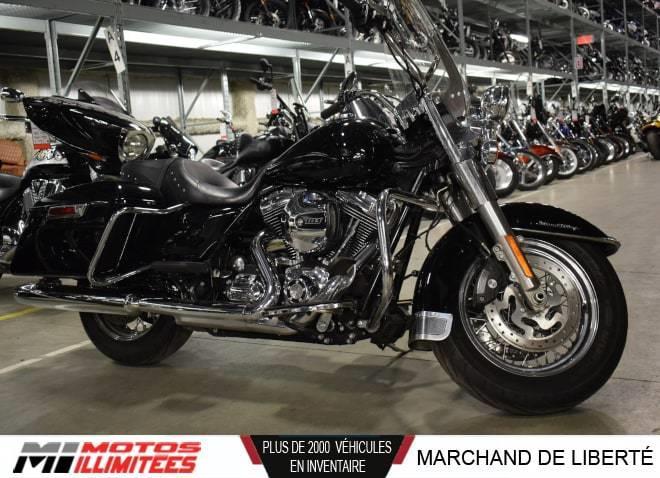 Harley Davidson FLHR Road King 2015