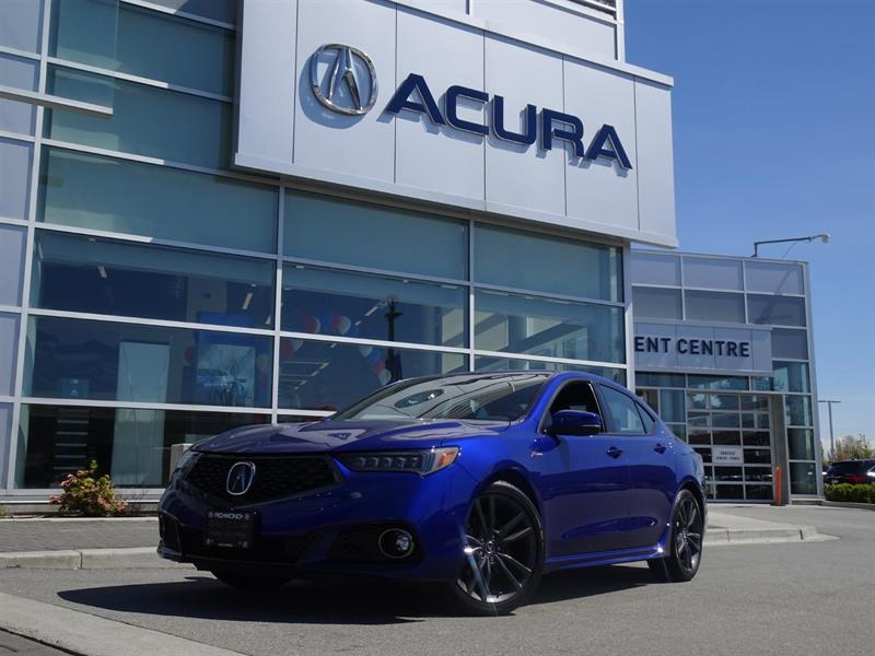 2019 Acura TLX Tech|A-Spec|Local Car|One Owner|No Accidents|Warra #957473A