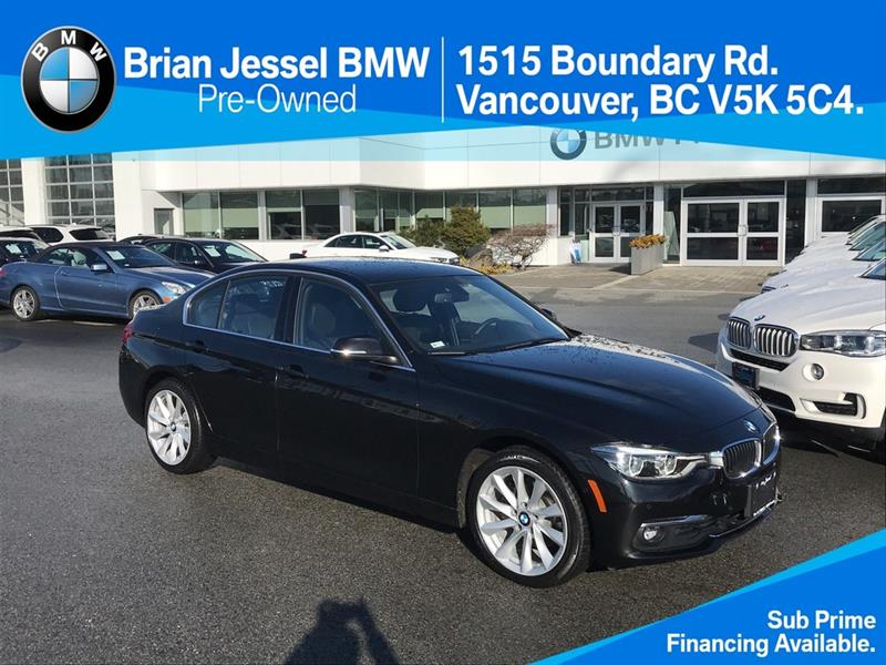 2017 BMW 330I xDrive Sedan #BP7741