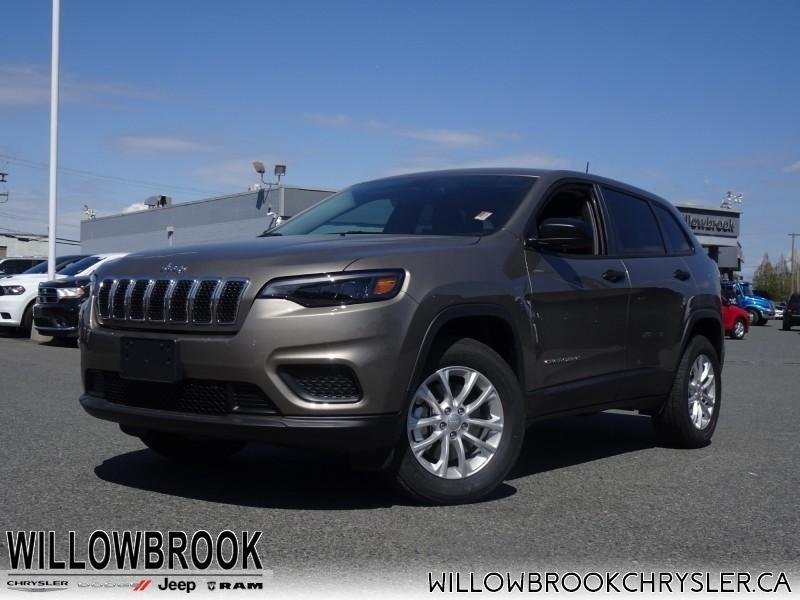 2019 Jeep Cherokee Sport #19J182