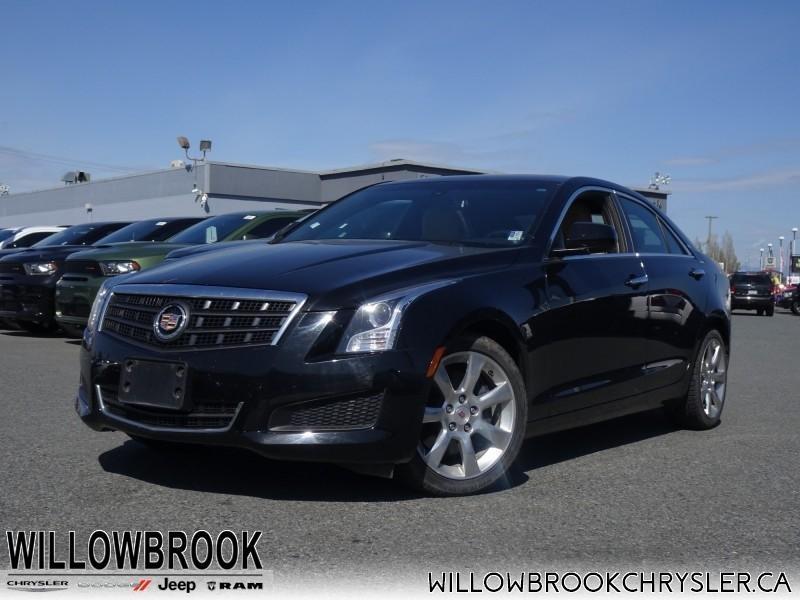 2014 Cadillac ATS #19UP21B