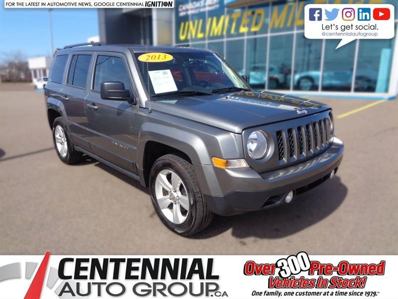 2013 Jeep Patriot North Edition #U1167A