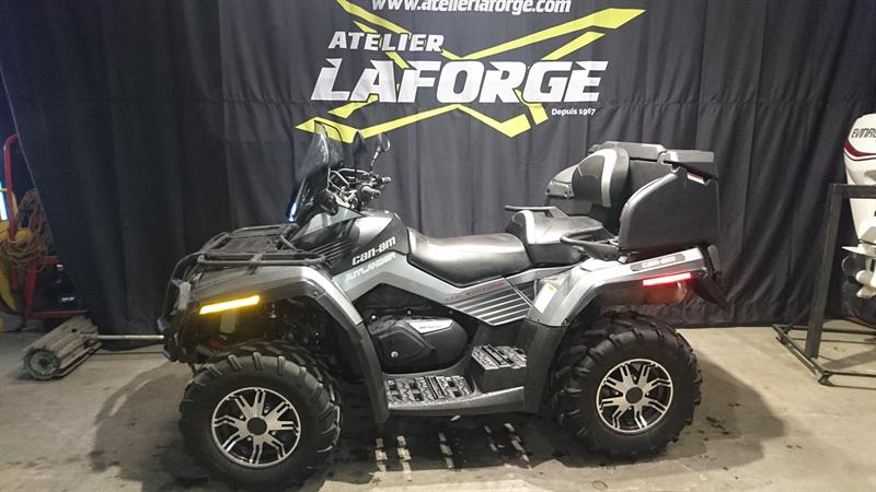Can-am Outlander Max Limited 500 2010