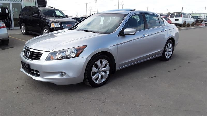 2008 Honda Accord EX-L V6 #P425