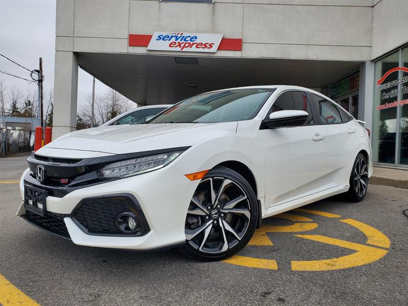 Honda Civic Sedan 2017 4dr Man Si Navigation #44944