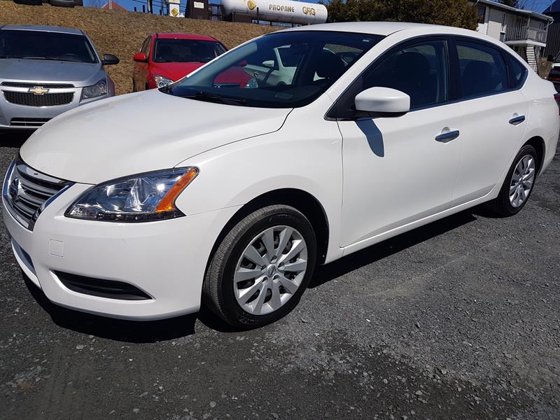 Nissan Sentra 2014 S 4dr Sdn