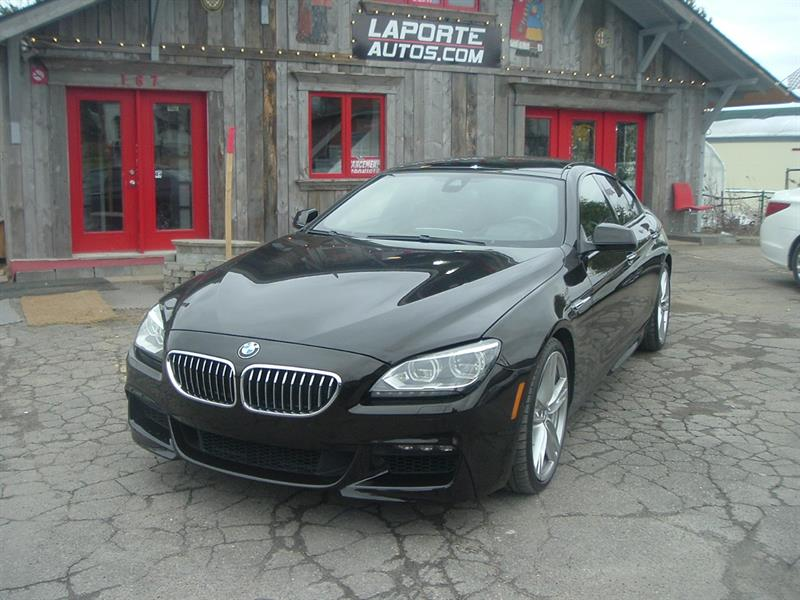 2015 BMW 6 Series 640i xdrive #3310
