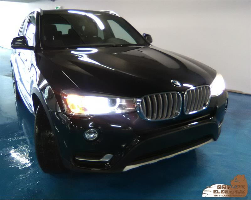 2015 BMW X3 AWD 4dr XDrive28I Premium, Sport, Tech package #2019-04-4