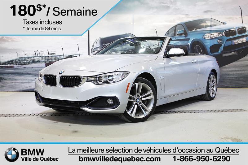 BMW 428i 2016 xDrive Cabriolet #U5308