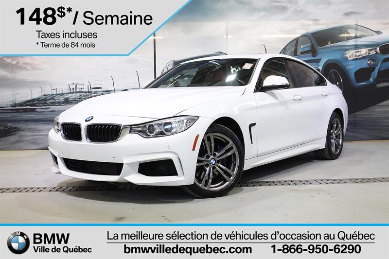 BMW 430i 2017 xDrive Gran Coupe #U5311