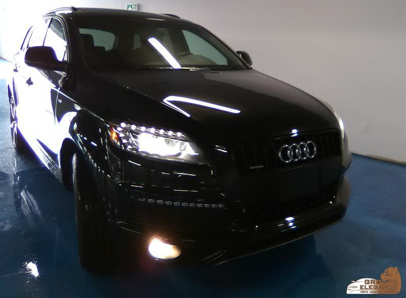 2014 Audi Q7 Quattro 4dr 3.0L TDI Progressive #2019-0502