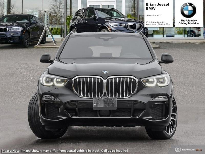 2019 BMW X5 xDrive50i New for sale in Vancouver at Brian