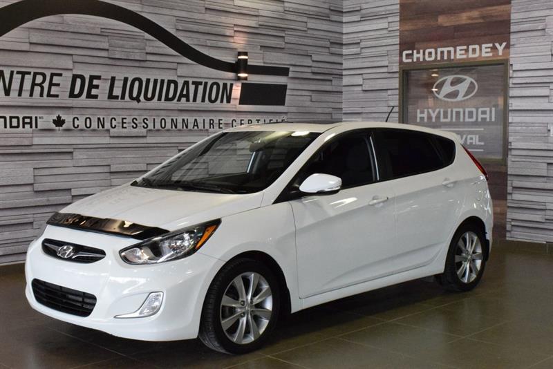 Hyundai Accent 2014 GLS TOIT+MAGS #190453A