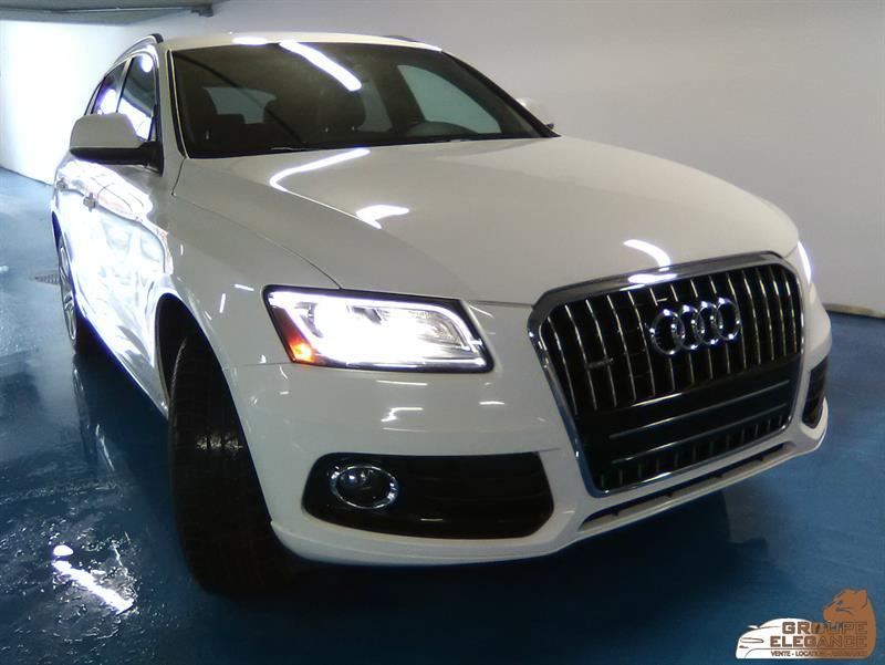 2013 Audi Q5 Quattro 4dr 2.0L