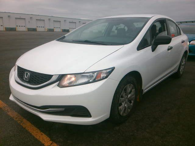 Honda Civic Sedan 2014 4dr Man DX #A-19064