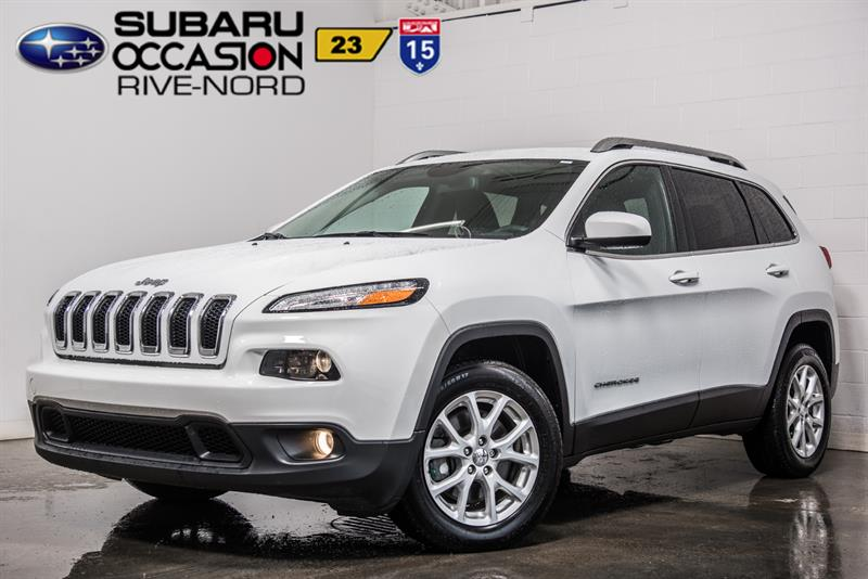 2014 Jeep Cherokee North V6 MAGS+CAM.RECUL+BLUETOOTH #J943887