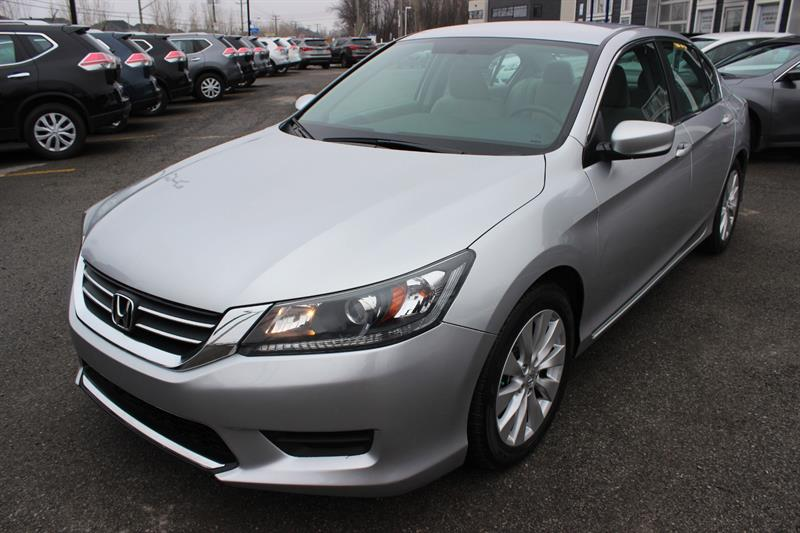 2014 Honda Accord Sedan LX  #5062