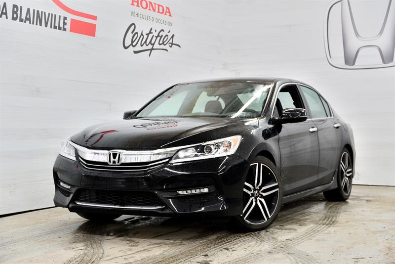 Honda Accord Berline 2016 SPORT #U-1756
