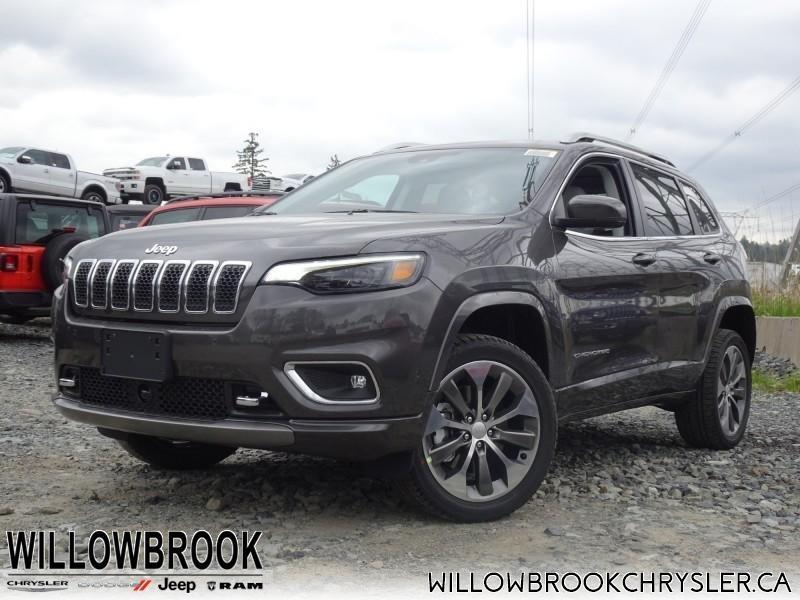 2019 Jeep Cherokee Overland #19J198