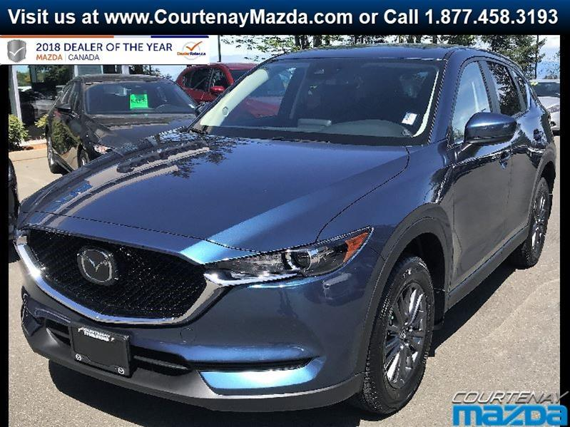 2019 Mazda CX-5 GS FWD at #19CX54763