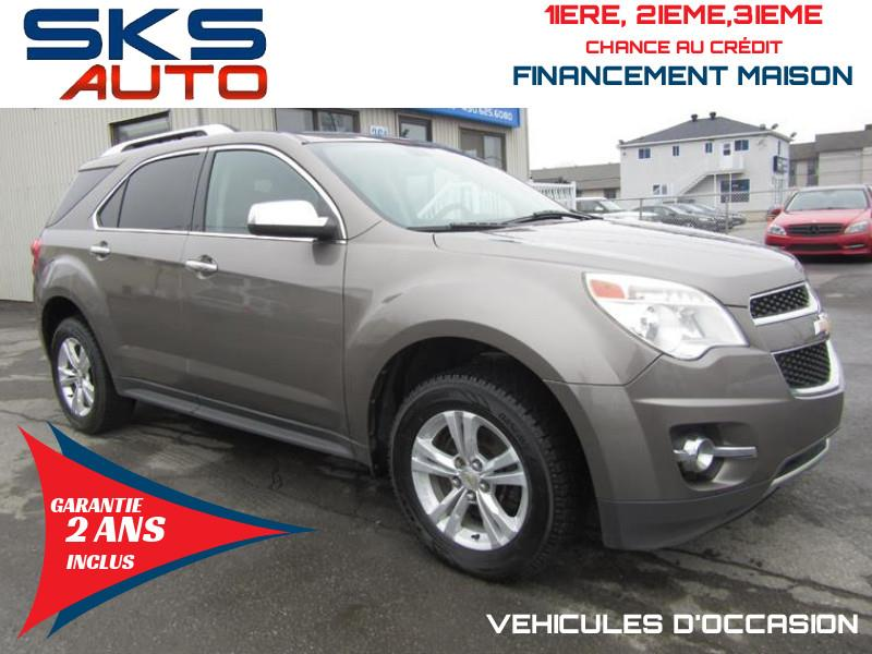 Chevrolet Equinox 2011 LT (GARANTIE 2 ANS INCLUS) FINANCEMENT MAISON #SKS-4373