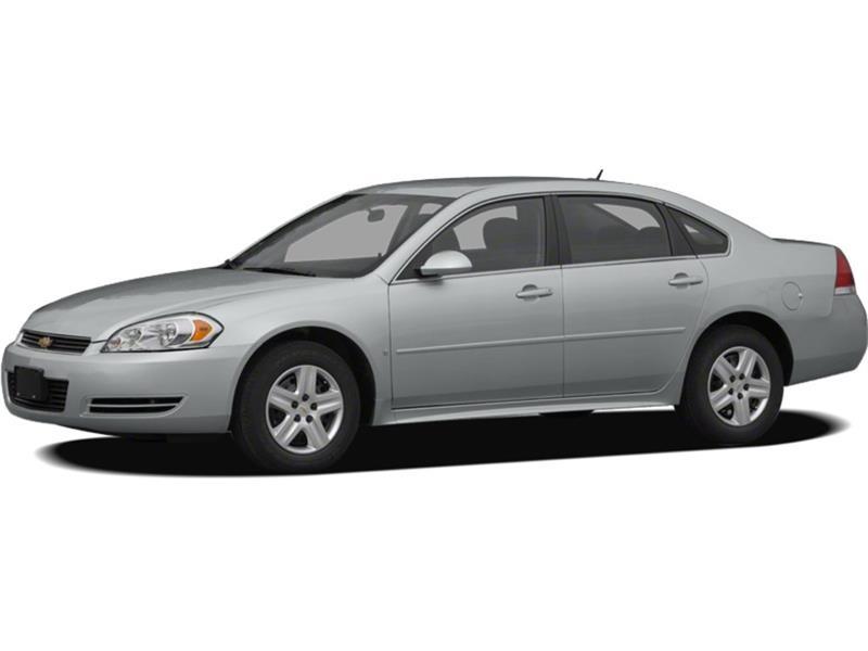 2011 Chevrolet Impala LT #P438