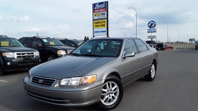 2000 Toyota Camry XLE V6 #P435