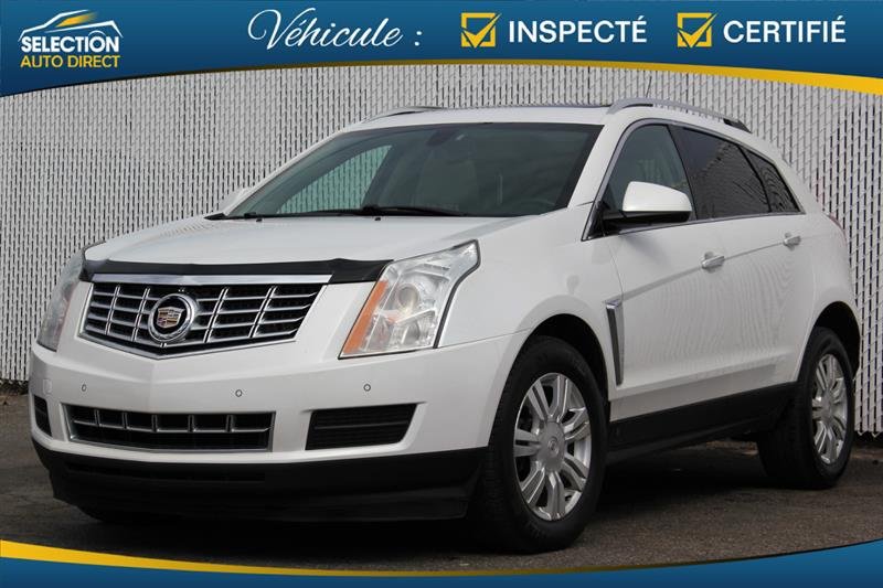 Cadillac SRX 2013 AWD Luxury #S512956