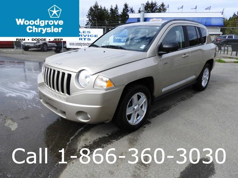 2010 Jeep Compass Sport North 4x4 #S353942D