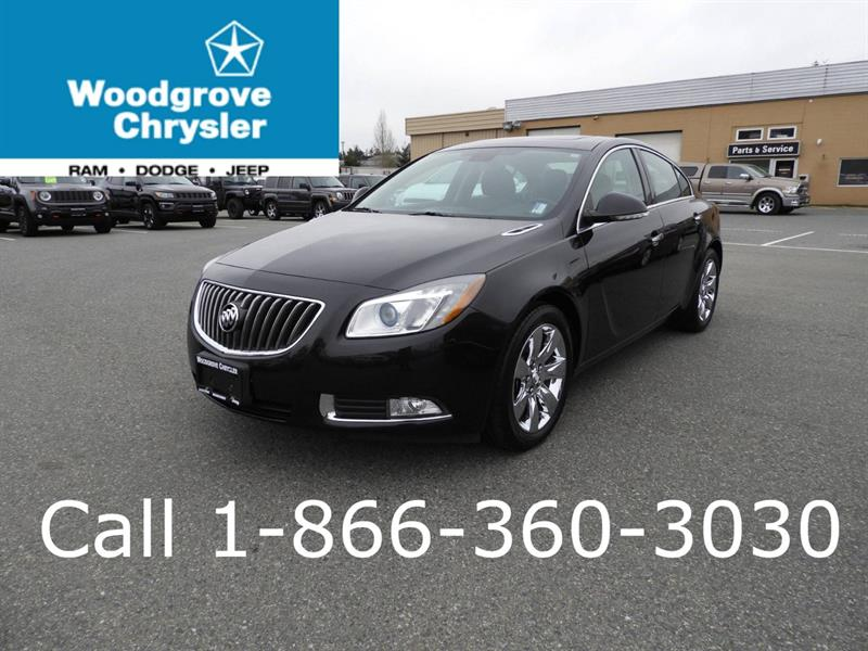 2013 Buick Regal 4dr Sdn Turbo