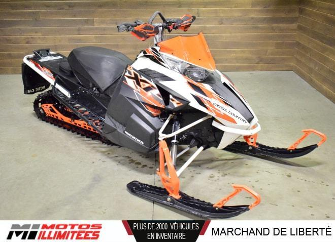 Arctic Cat XF8000 CROSS COUNTRY 2015