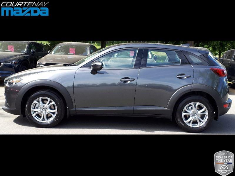 2019 Mazda CX-3 GS AWD at (2) Used for sale in Courtenay at