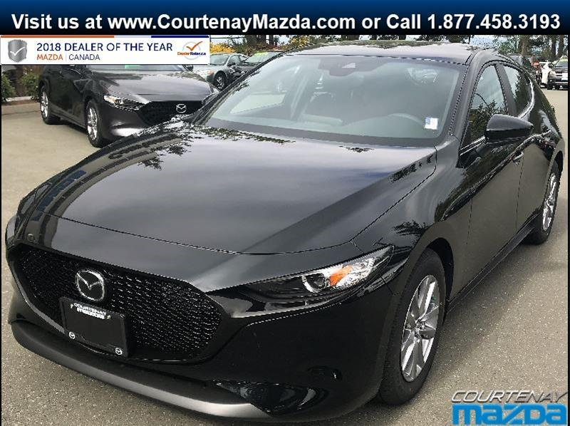 2019 Mazda Mazda3 Sport GS at AWD #19MZ30113