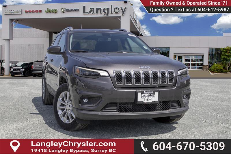 2019 Jeep Cherokee North #K116052