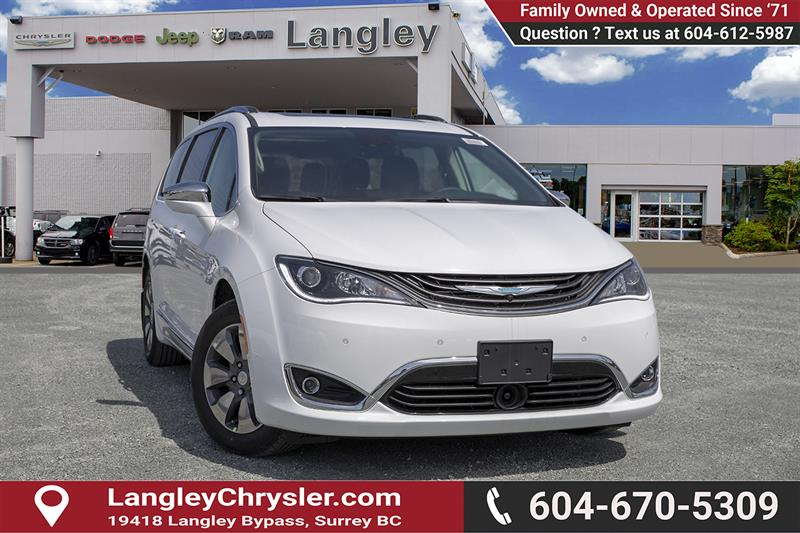 2019 Chrysler Pacifica Hybrid Limited #K653563