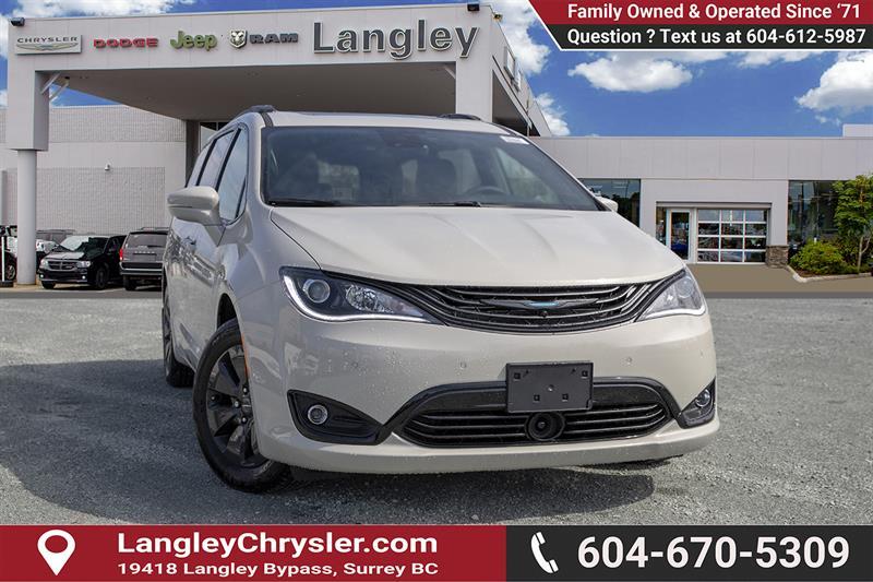 2019 Chrysler Pacifica Hybrid Limited #K669873