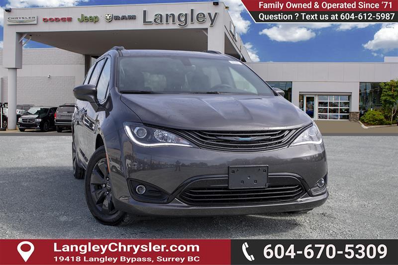 2019 Chrysler Pacifica Hybrid Touring-L #K669870
