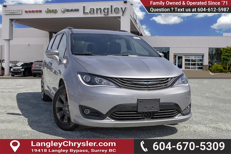 2019 Chrysler Pacifica Hybrid Limited #K669871