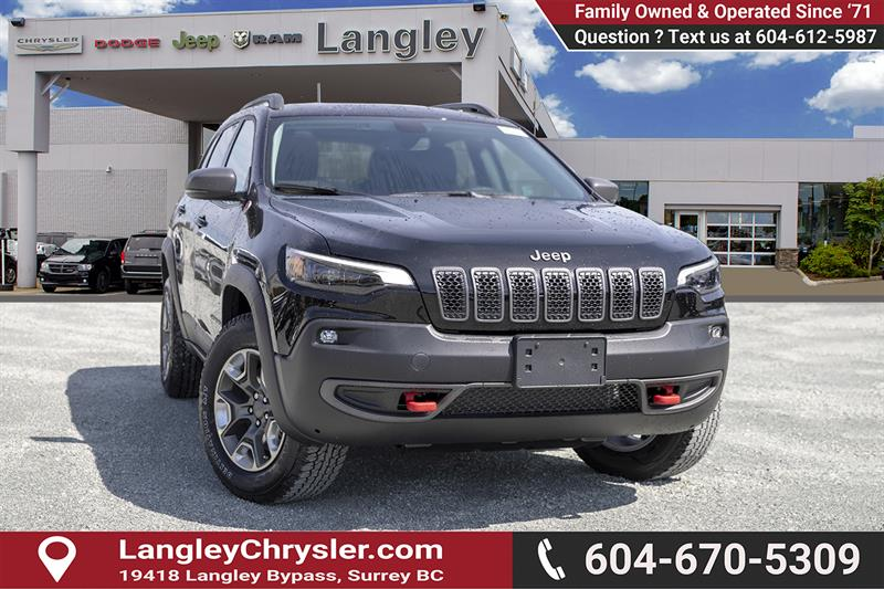 2019 Jeep Cherokee Trailhawk #K432994