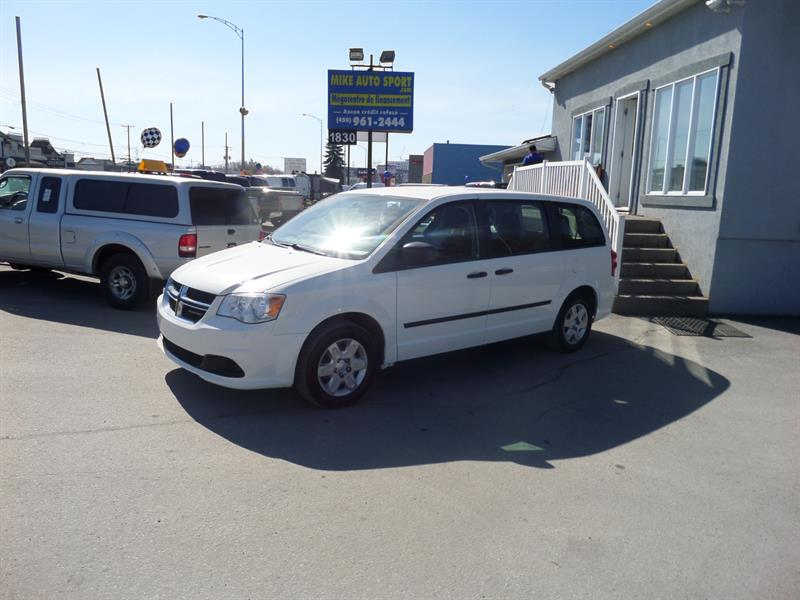 Dodge Grand Caravan 2013 4dr Wgn