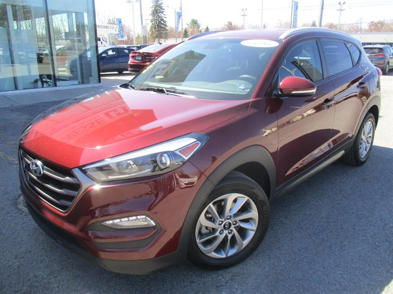 Hyundai Tucson 2016 2.0L, PREM, MAGS, CAMERA, BT #A-2836
