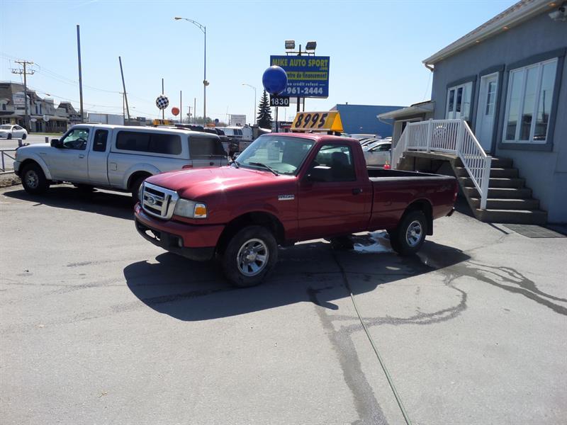 Ford Ranger 2006 XLT 4WD #m1921